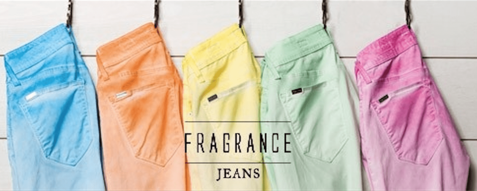 Scented Fashion Jeans