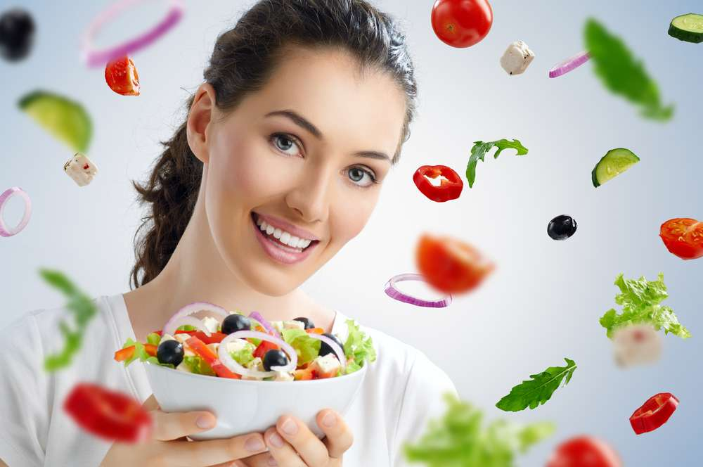 5 Foods that will keep you young and look more attractive!