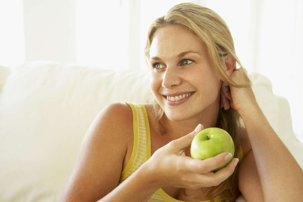 A Granny Smith apple a day will keep you slim