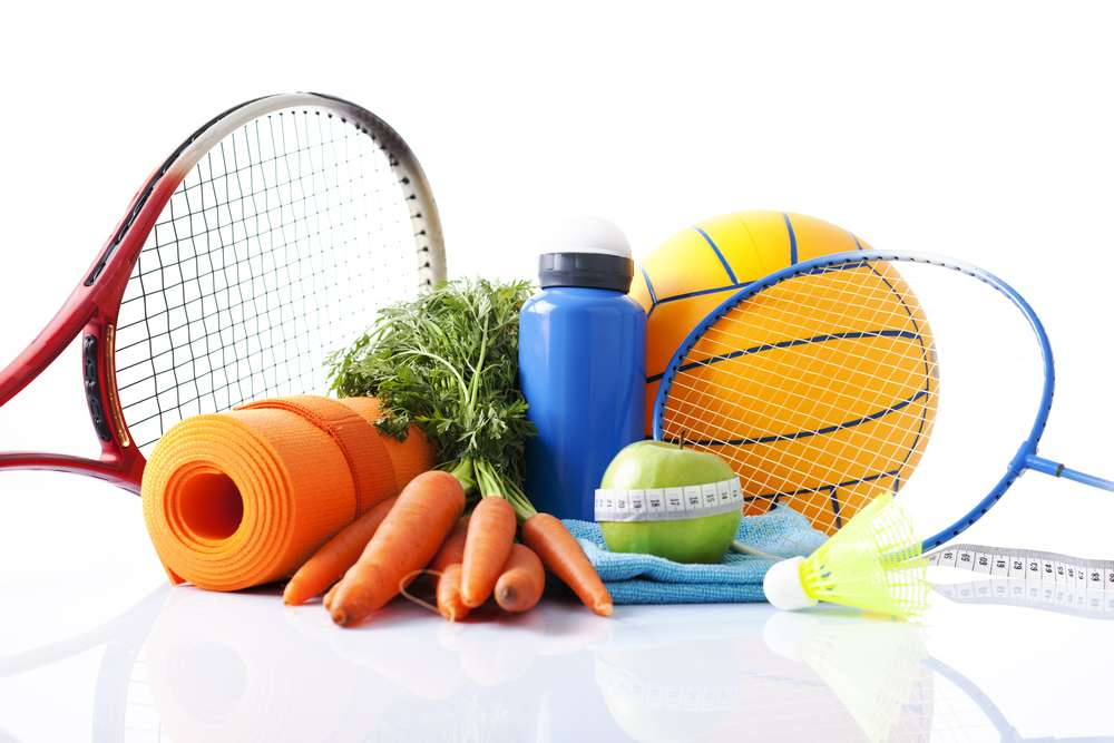 Get better results from your exercise by eating right.
