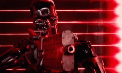 Arnie is back in 'Terminator: Genisys'