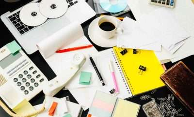 20 Simple Desk Hacks To Instantly Boost Your Productivity