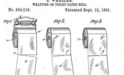 Ancient texts reveal humanity's greatest puzzle: Which way does the toilet paper go?