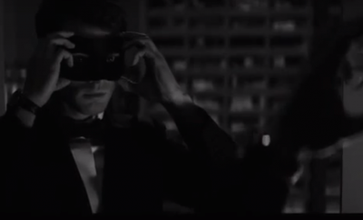 The First 'Fifty Shades Darker' Teaser Released.