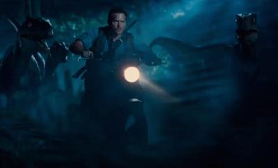 The New Jurassic Park World Trailer