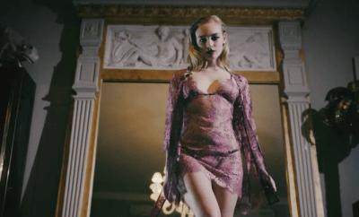 Coco de Mer Unveil Very Erotic Ad