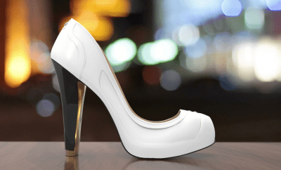 Fashion Tech - High Heel Shoes That Change Colour