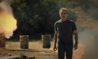 Arnold Schwarzenegger's Guide to Blowing Stuff Up