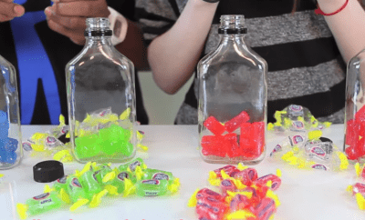 How To Make Candy Flavoured Vodka