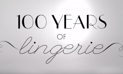 100 Years of Women's Lingerie In 3 Minutes