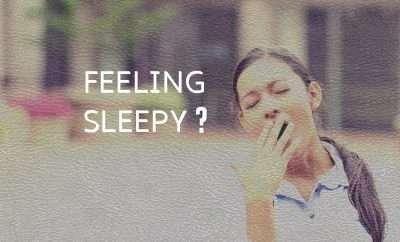 Science Explains Why We Feel So Sleepy