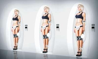 Vitual Reality,Robotsex The Future Of Sex