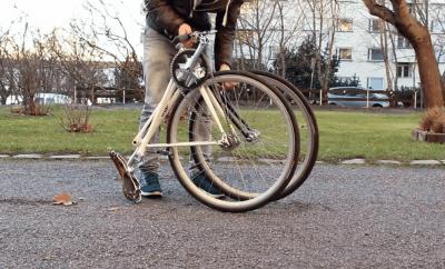 FUBi fixie - Ultimate Urban Bike