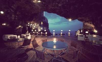 Spectacular Cave Hotel In Italy