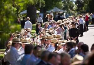 The World's Longest Lunch at the Melbourne Food and Wine Festival