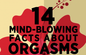 14 Impressive Orgasms Facts
