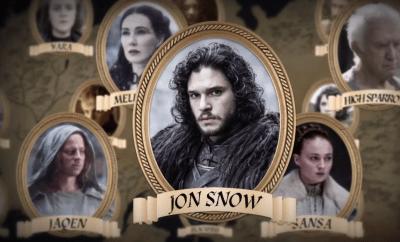 Preparing For Season Six of Game of Thrones