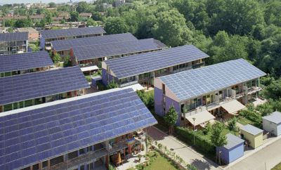 Germany Builds First Solar City