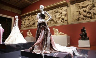 Designer Clothing: Then vs. Now