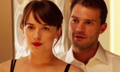 New Fifty Shades Of Grey Trailer Foreshadows Grey's Ex-Gfs
