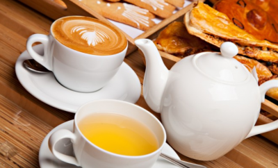 The Health Benefits Of Tea & Coffee