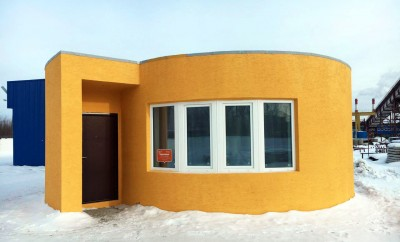 Startup Builds A house In Just One Day