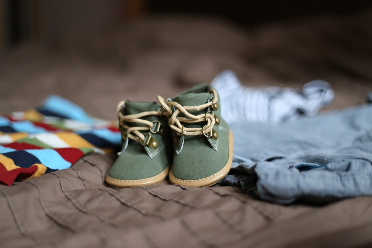 Shoes baby travel