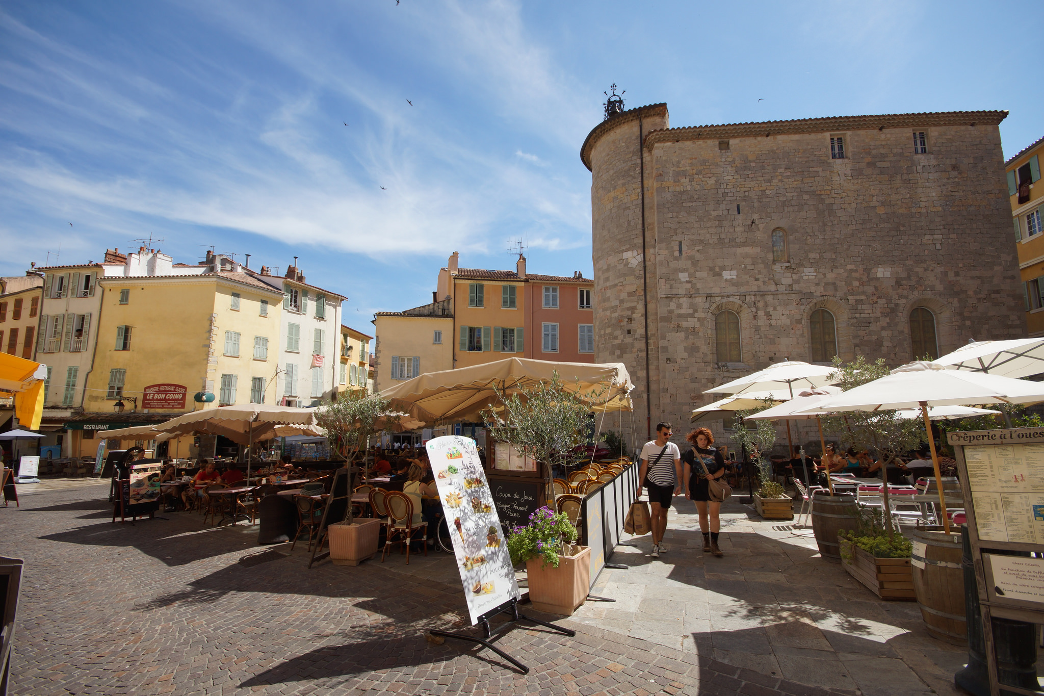 Off the Beaten Track Beautiful Medieval Towns You Should Visit in France- Hyères France