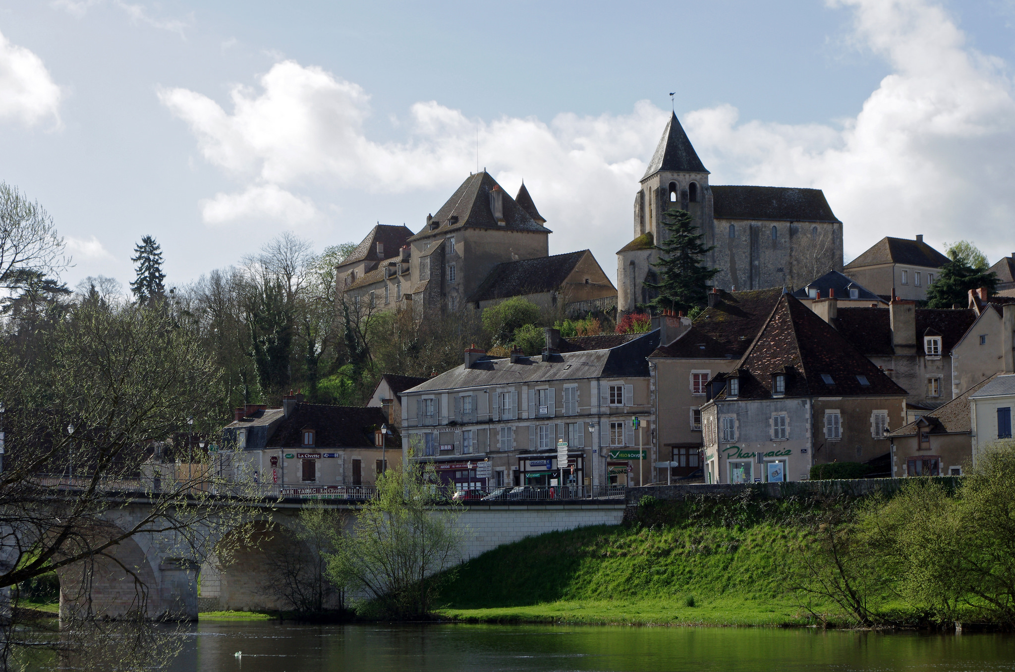 Off the Beaten Track Beautiful Medieval Towns You Should Visit in France- Le Blanc france