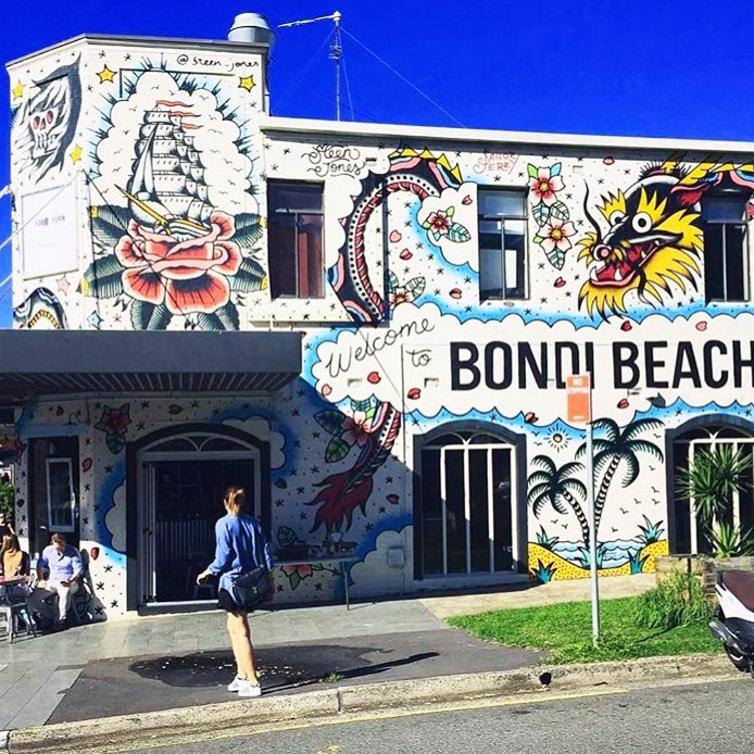 Top Instagram-Worthy Places to Visit in Sydney - Bondi