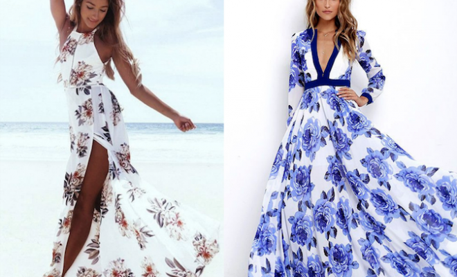 2bceb842c3 7 Style Tips To Try The Next Time You Wear A Maxi Dress - DailyStar