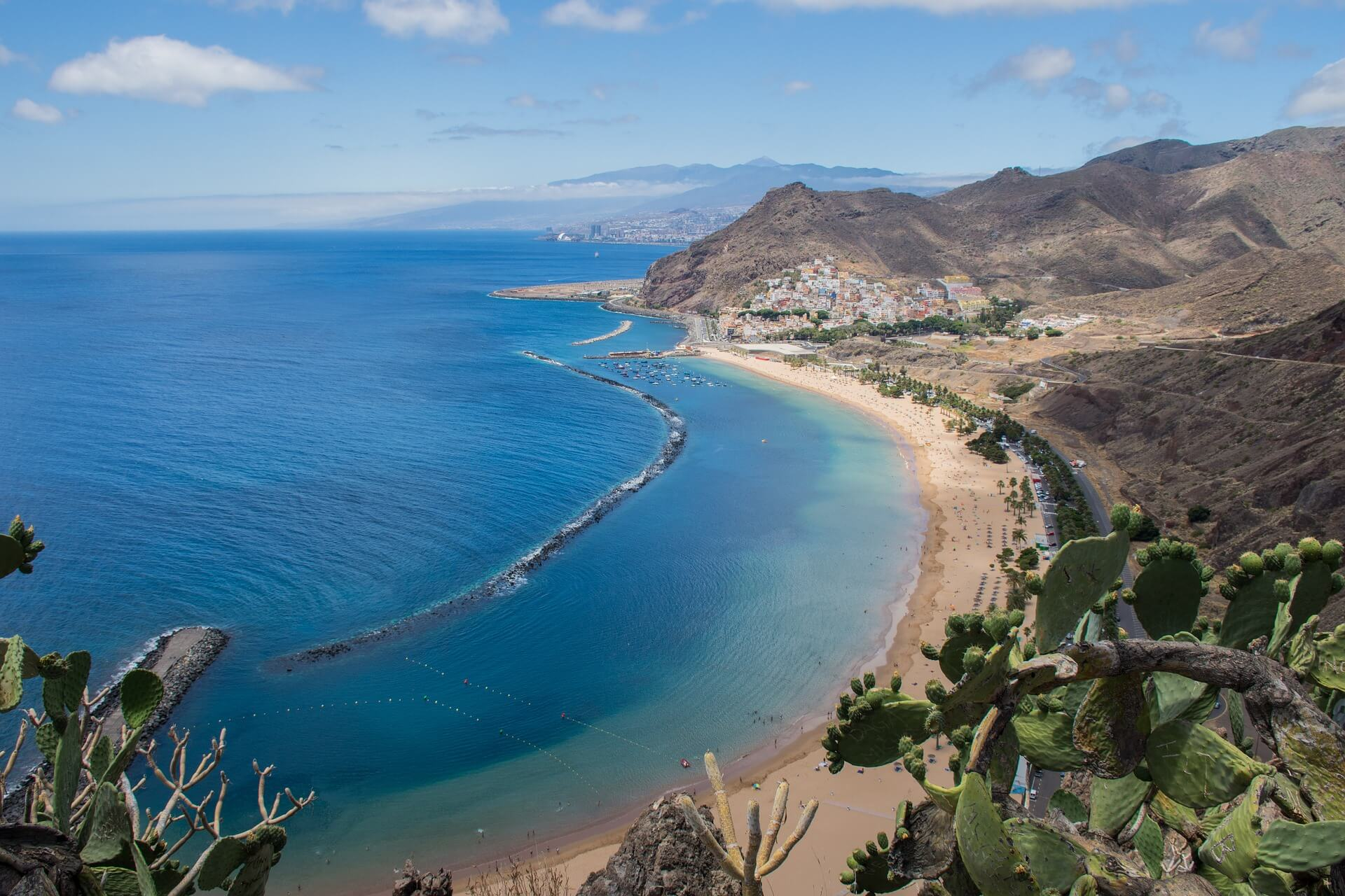 8 Sun Destinations to Live It Up This Winter - Tenerife