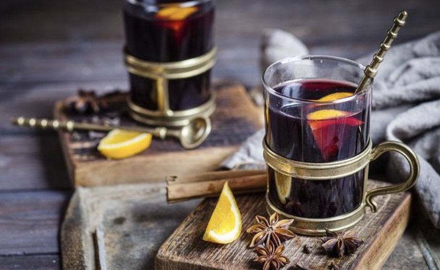 Drinking while Travelling: 5 Festive Drinks from around the Globe- dark, tea-like drink