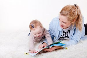 Quality Time with your Children: Fun and Cheap Ideas-Get them hooked on reading