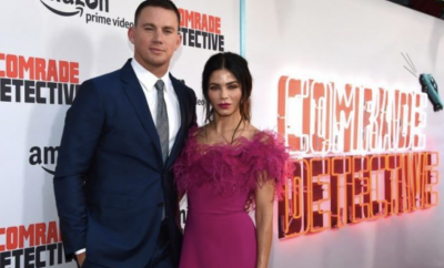 Photo of Channing Tatum and Jenna Dewan together