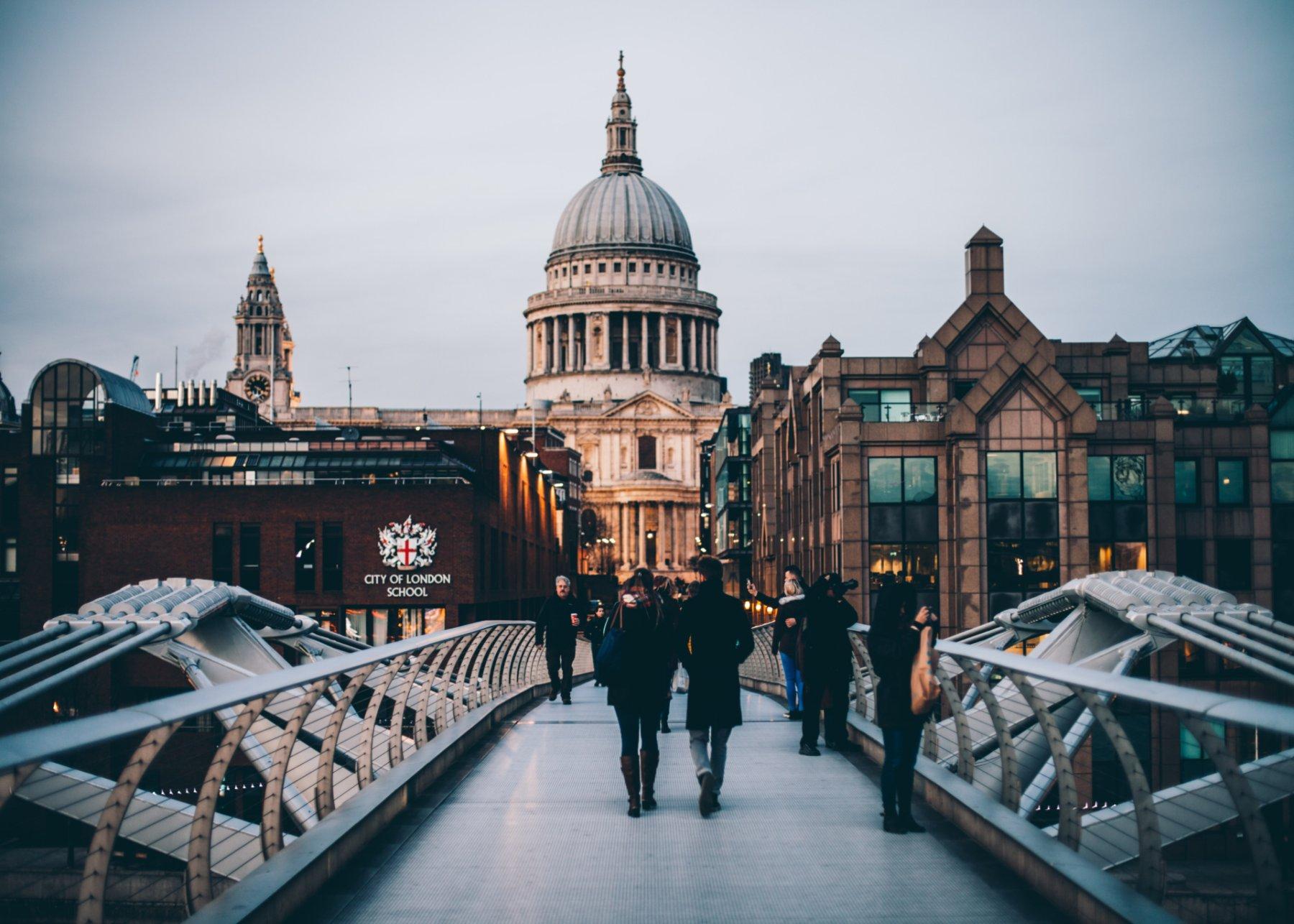 Top 5 Aussie Favourite European Destinations- England