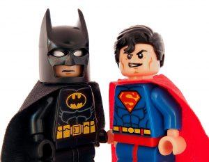 Ultimate Superhero Bedroom Ideas for Your Twins-Batman, Superman