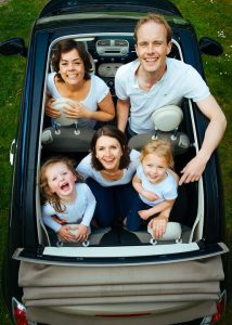 Organisational travel tips for family vacations- Have fun on the road