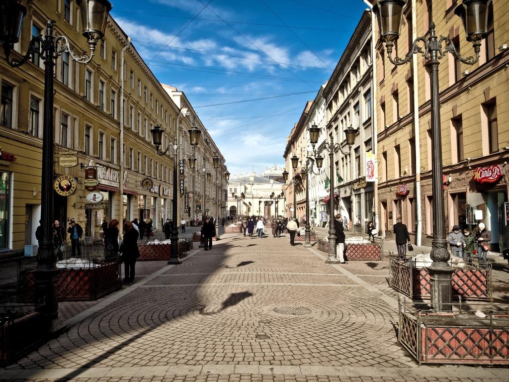 Top 7 Booze Cities Around the World - St. Petersburg