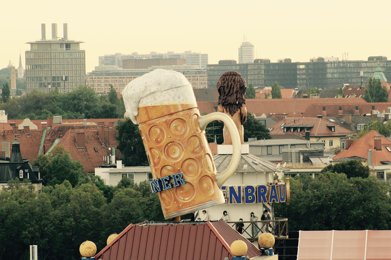 Top 7 Booze Cities Around the World- Booze Cities - Munich