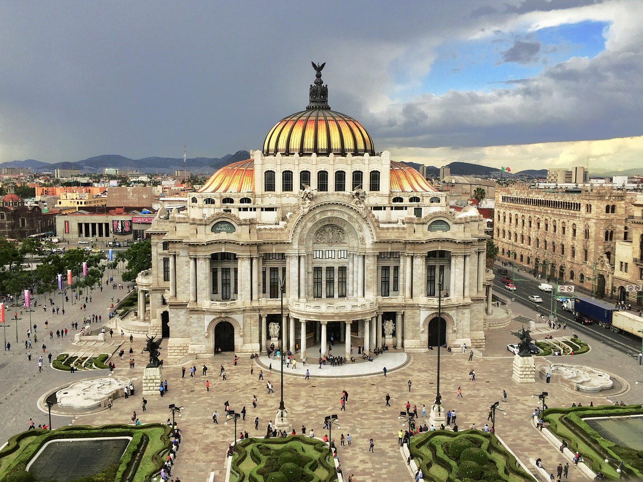 Top 7 Booze Cities Around the World - Mexico