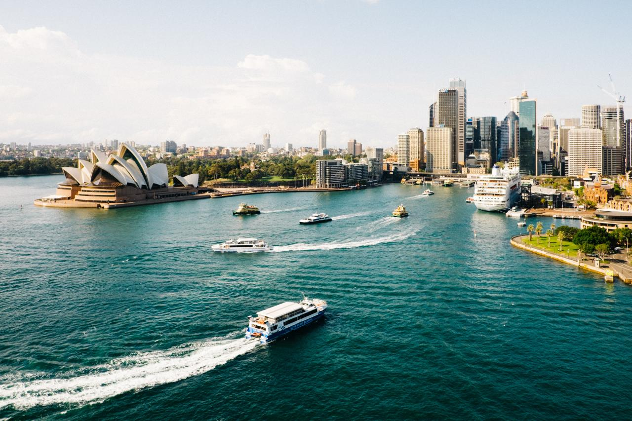How to Make the Most of a Business Trip to Sydney
