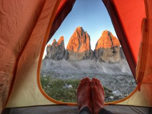 Father's Day Celebration Ideas-camping, mountain