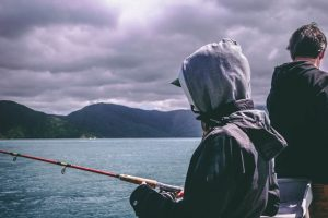 Father's Day Celebration Ideas- fishing with dad