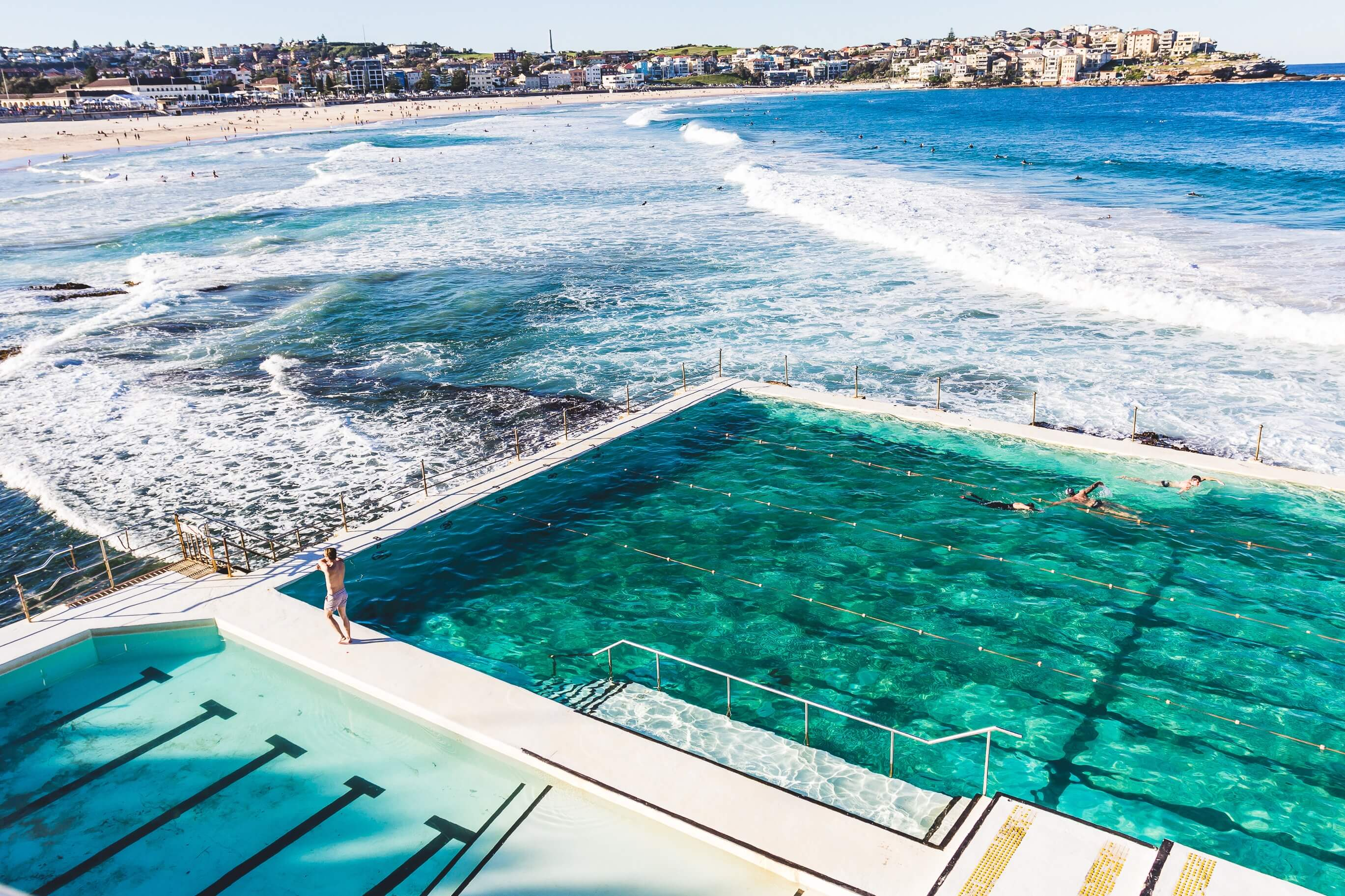 10 Must Dos in Sydney If You Are Staying for 7 Days - Bondi Icebergs, Sydney