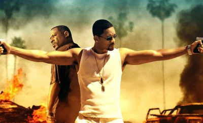 Bad Boys -Will Smith and Martin Lawrence