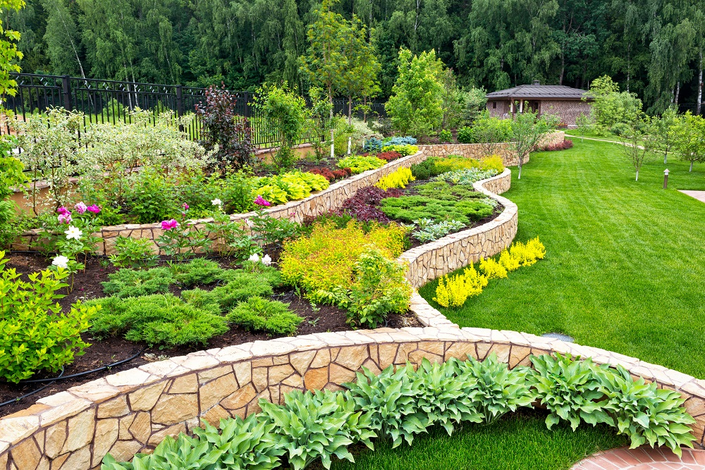 Few Tips to Save Money for Landscaping- landscape-construction