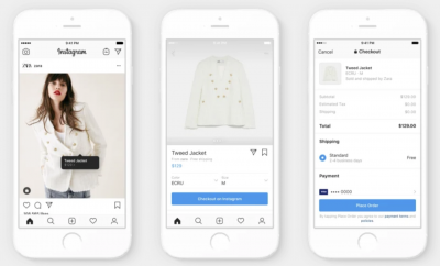 Instagram Zara publicity