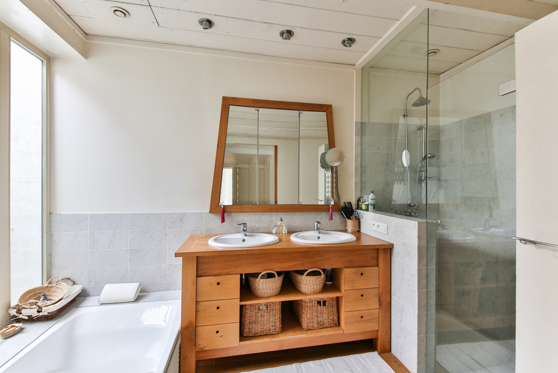 How to prevent bathroom humidity