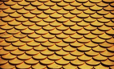 yellow roof